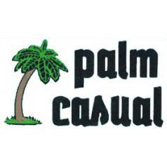 Palm Casual Logo Color